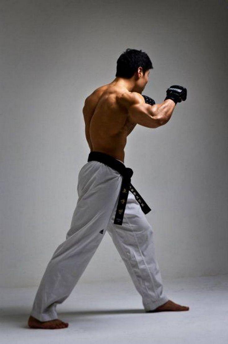 универсальная боевая стойка фото