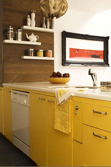 Https Www Pinterest Com Explore Mustard Yellow Kitchens