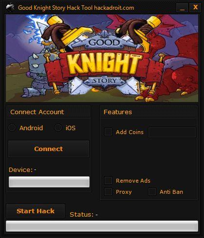 Good Knight Story Hack Tool