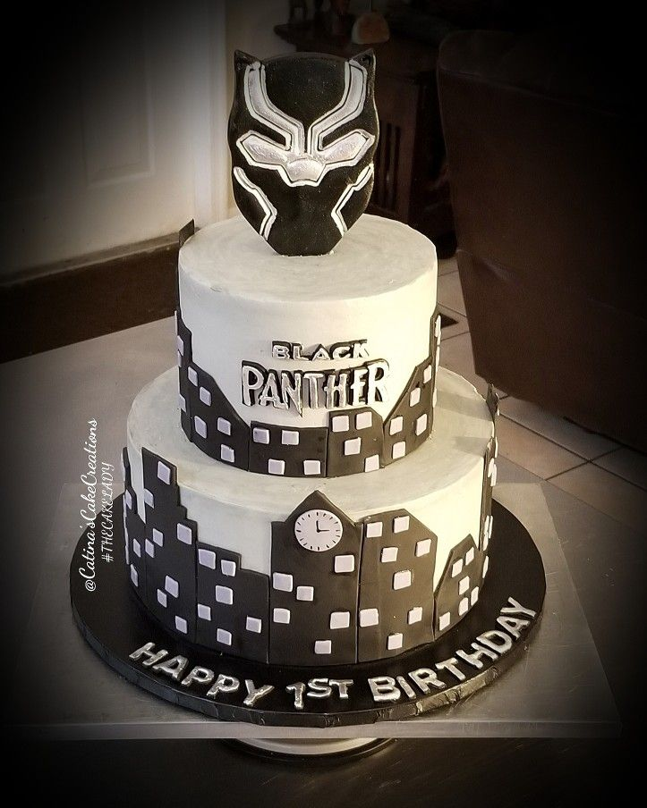 17++ Black panther birthday cake ideas ideas in 2021