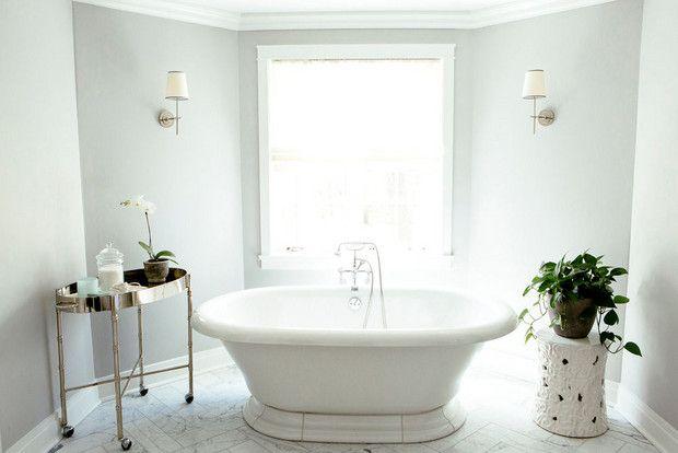Best All White Room Ideas White Bathroom