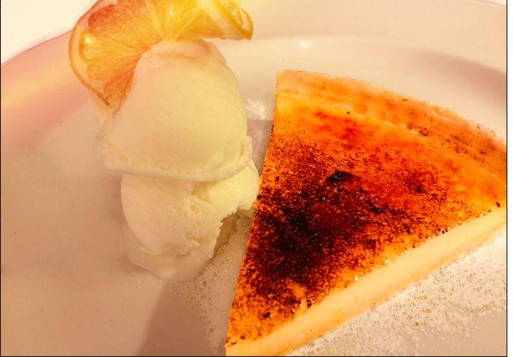 Tarte au Citron - occasionally on our dessert menu