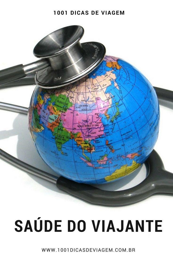 Saúde do Viajantes: orientações e cuidados com a saúde para viajar tranquilo e evitar problemas | 1001 Dicas de Viagem