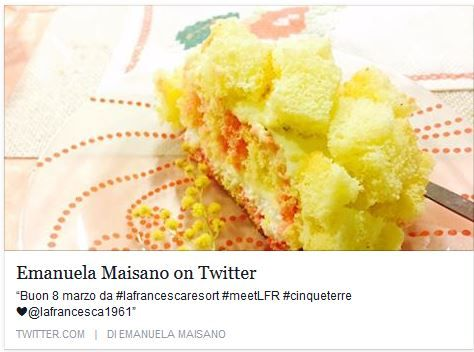 Torta delle mimose, made for the Women's Day! #foodie #dessert