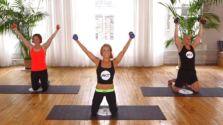 Say Goodbye to the Jiggle With This Arm Workout: We all know that Kelly Ripa is ripped.