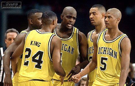 Creating a Top Team: The Fab5secretFamous Fab, Alumni Basketball, Fab5 Secret, Basketball Team, Michigan Wolverine, Fab Five, Ncaa Basketball, Basketball Stars, Michigan Fab