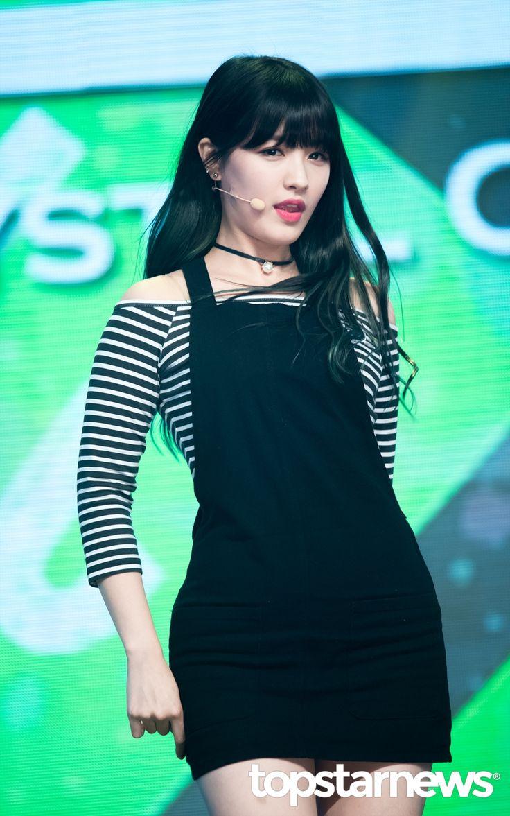 [HD포토] 씨엘씨(CLC) 오승희 여자도 반하는 청순함 #topstarnews