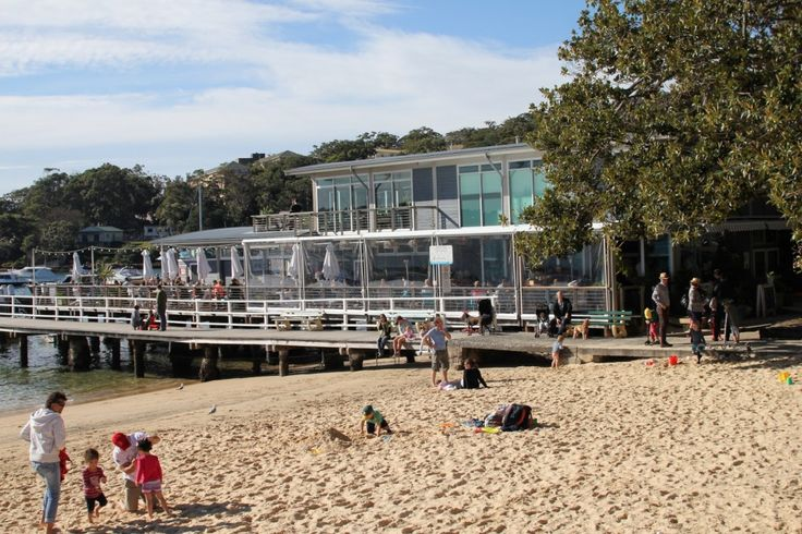Boathouse - Balmoral Beach - My Kiki Cake - Sydney Food Blog - The beach & the boathouse