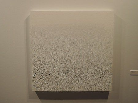 TOM FRIEDMAN'S UNTITLED (WHITESCAPE WITH BLUE), 2013 AT LUHRING AUGUSTINE 9 Highlights from Expo Chicago