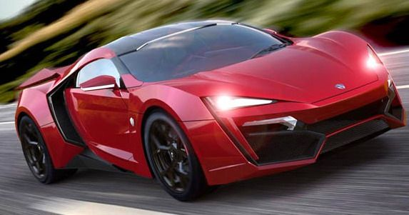 This w motor lykan hypersport is going to be in fast and furious 7