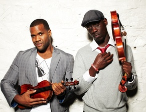 Black Violin with Drums - touring SA, tickets on sale now through BASS.