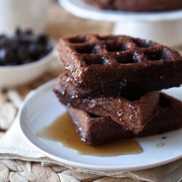 Brownie Waffles - https://www.facebook.com/different.solutions.page