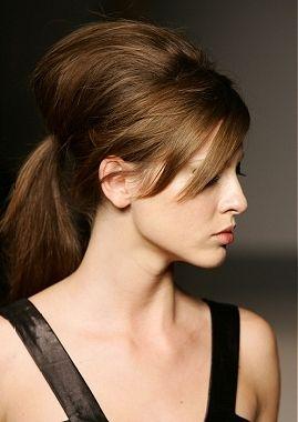 Ropa para mujer: Peinados para fiestas 2011 | coletas