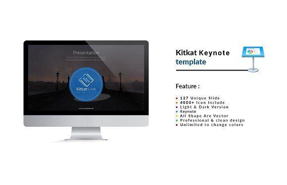 Kitkat Keynote Template - Presentations