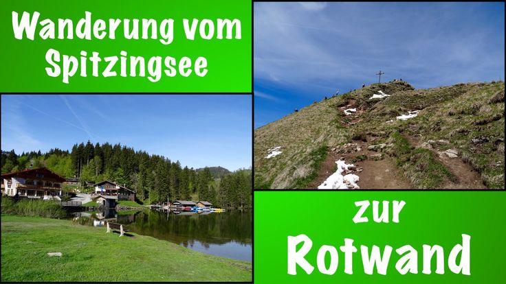 Eine Wahnsinns Wanderung in Oberbayern, mit Video, Karte, usw. Der Gipfel war bisher meine größte Herausforderung beim Wandern.