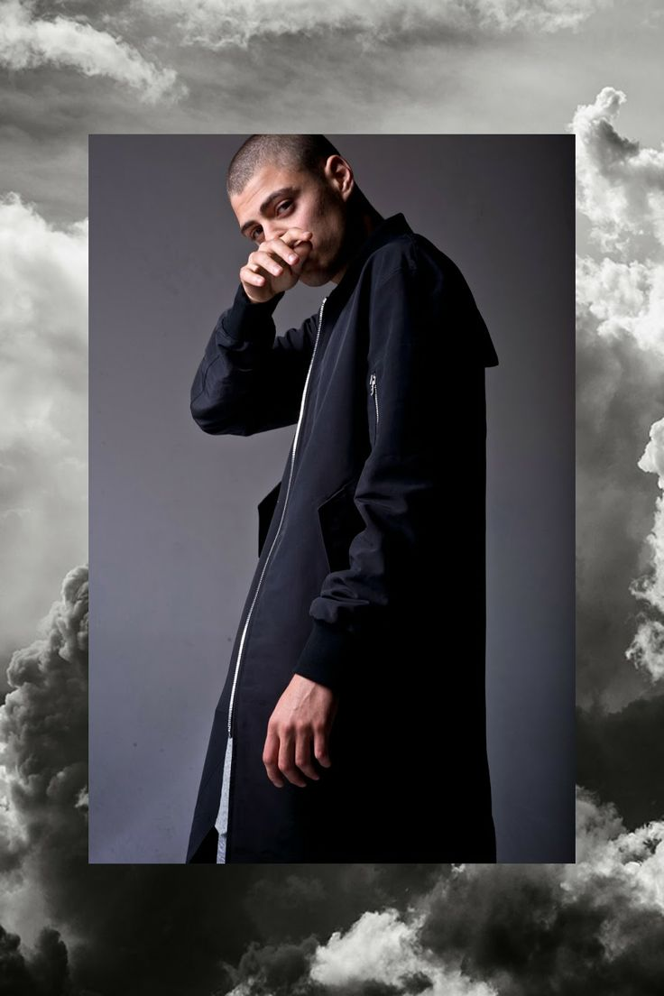 LA-based line, Fear of God's second collection 2013-2014 look book. Model: Micky Ayoub | Photographer: Cameron McCool | Creative Director: Jerry Lorenzo | Visual Director: CeeJè Sargent