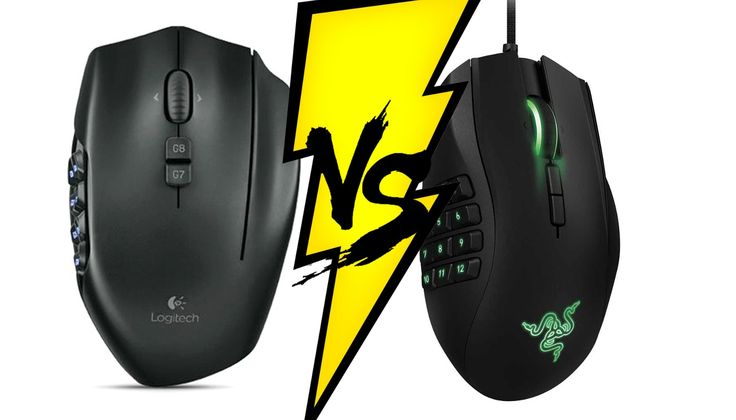 #logitech vs razer #g600 vs naga #mmo gaming mouse #gaming mouse #logitech g600 vs razer naga