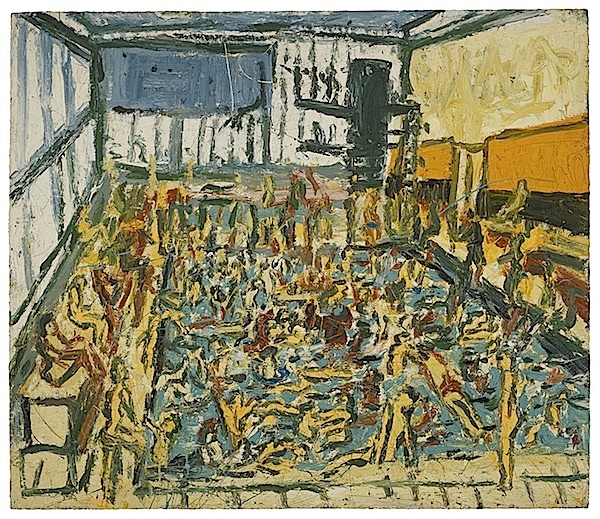 Leon Kossoff : Obsessive And Frenetic London Landscapes - In New Exhibition http://www.artlyst.com/articles/leon-kossoff-obsessive-and-frenetic-london-landscapes-in-new-exhibition