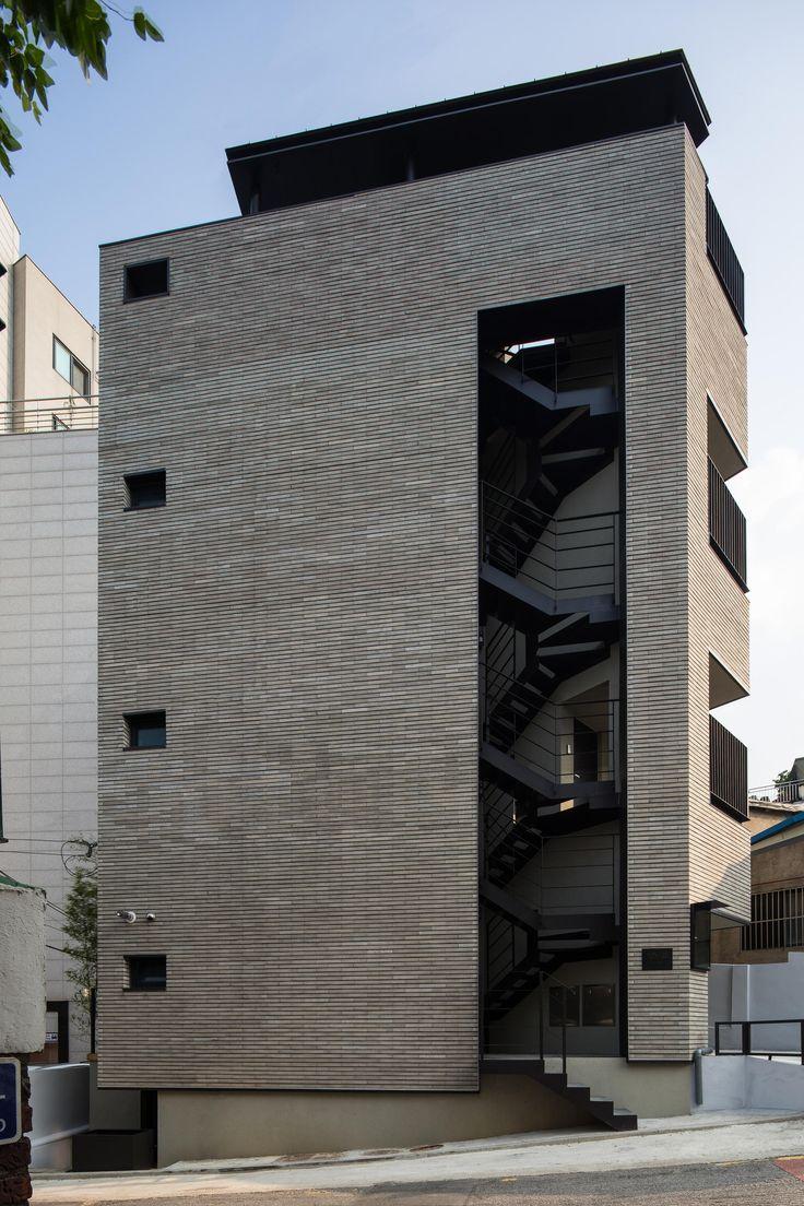 Micro Housing K, Seoul : Architects H2L