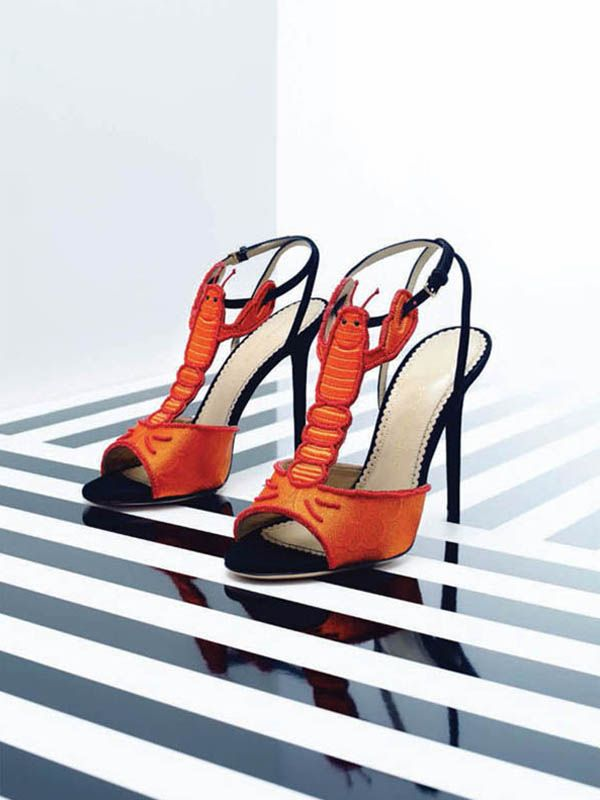 #lobstershoes #cool #judyinc   Photographer:  Natasha V.  Off figure styling: Rodney Smith, Judy Inc