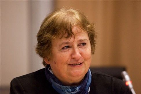 Polish woman became the first female president of the CERN Council