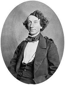 Sir John A. MacDonald, First Prime Minister of Canada    I study Canadian History too!