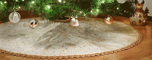 Karácsonyfaszoknya