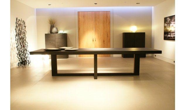 Frank design tafel, custom made Design: Han van de Donk