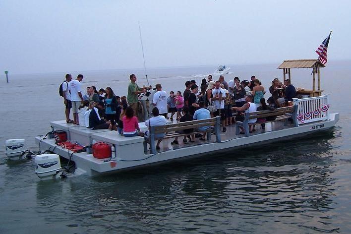 pontoon party | Alex's Journeys