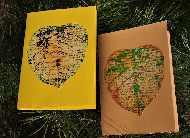 Vaateviidakko: Silkkipainettuja kortteja