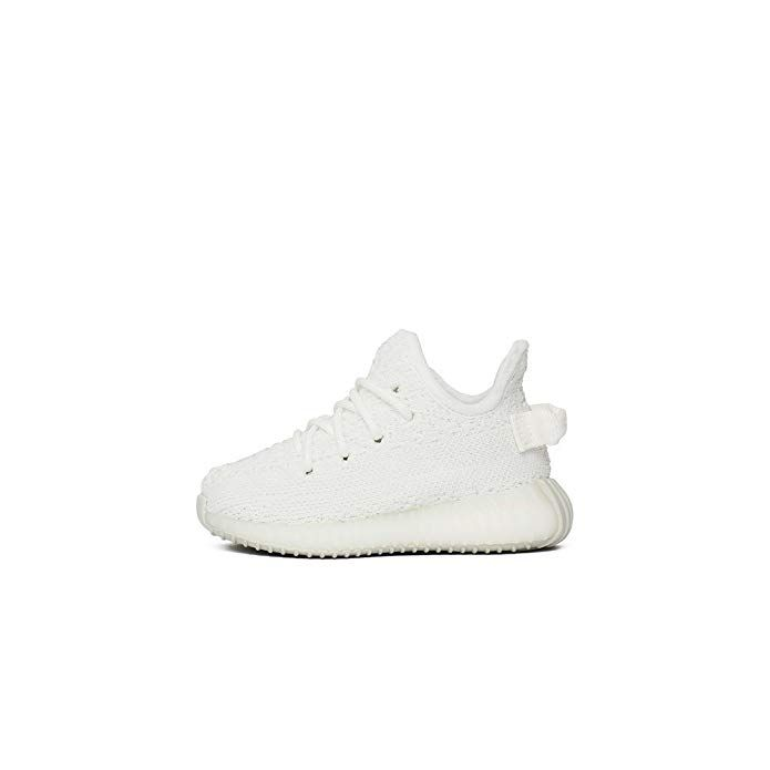 187499d53fb14 adidas Yeezy Boost 350 V2 Infant Cream BB6373 Review