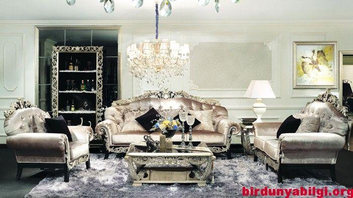 Luxury Living Room Furniture   ... -Koltuk-Modelleri-Luxury-silver-classic-living-room-furniture-11