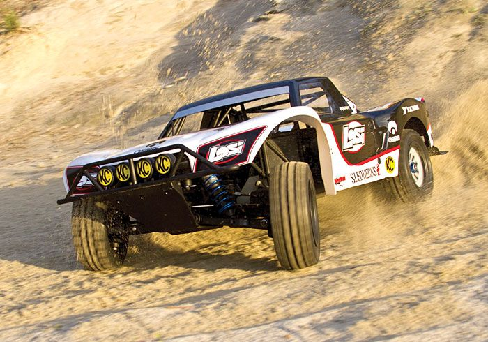 Losi 5IVE-T 4wd - RC Car Action