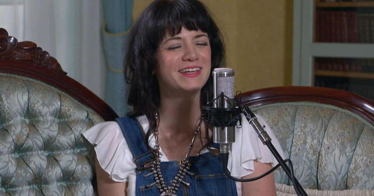 """""""The country musician Nikki Lane from South Carolina is one of the emerging young country artists in Nashville with a legion of fans, including the iconic Loretta Lynn. She recently released an album titled """"Highway Queen."""" They duet here in Lynn's home, with 'Don't Come Home A-Drinkin'""""."""