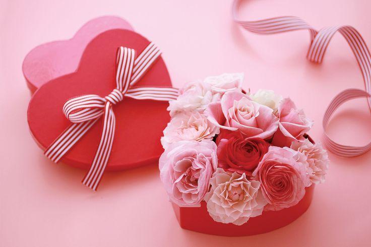 #Walentynki - pomysł na #prezent :) #milosc #prezent #romantyczne #inspiracje #serce #pudełeczko #róże #kwiaty #walentynki2017