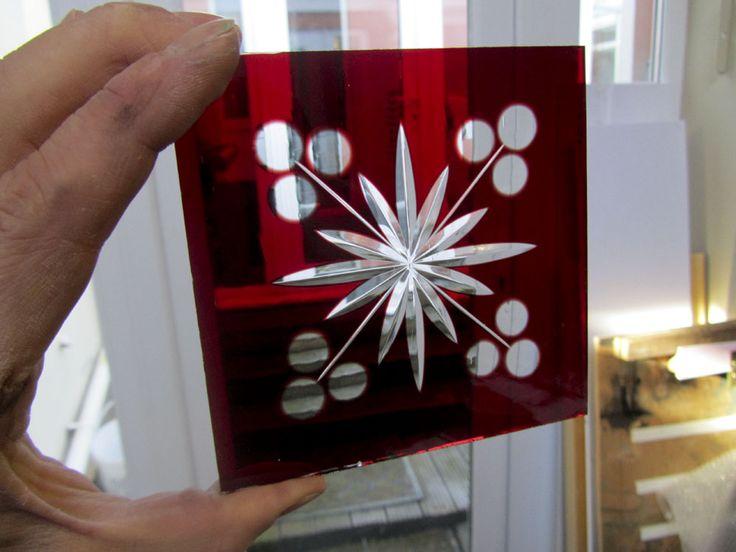 明亮式切割玻璃«大卫·史密斯 - 传统装饰玻璃艺术家