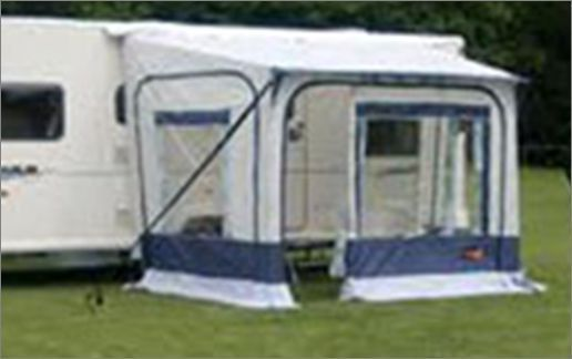 Oz Quicktent PDQ 3.5m quick erect caravan porch awning LAST ONE on ebay, sold on other sites