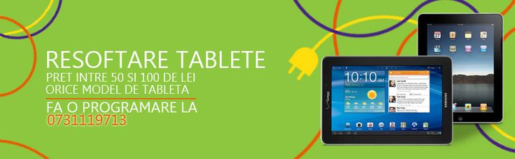 Resoftare tablete la Goldnet Service din Bucuresti! http://tablete-service.ro/resoftare-tablete/