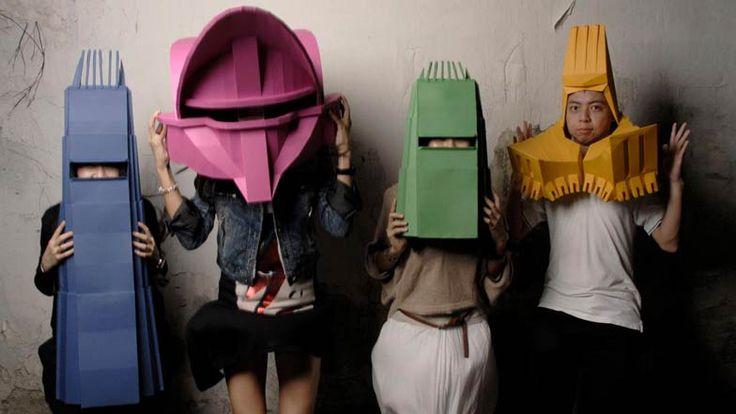 Inspiratie Maskers
