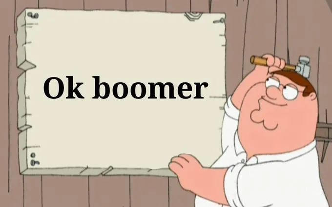 Baby Boom Memes For All The New Babies Born In 2021 Family Guy Meme Ok Boomer Funny Memes