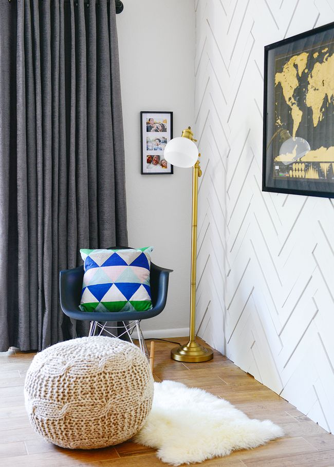 Best 25+ Herringbone wall ideas on Pinterest
