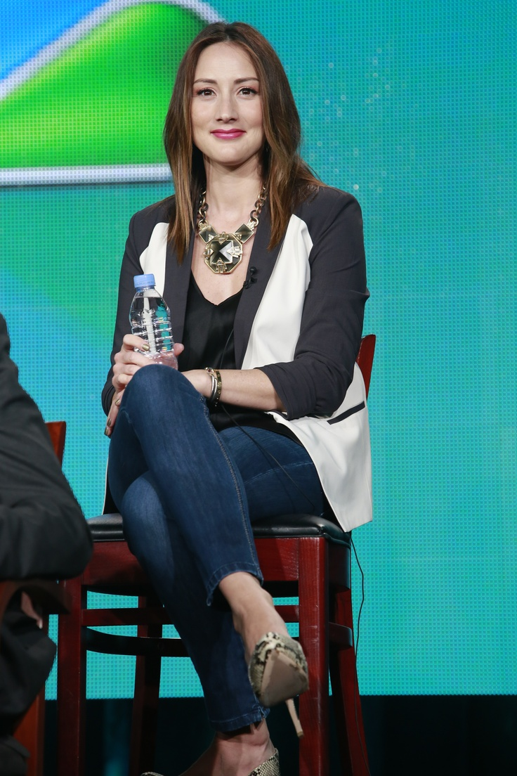 Bree Turner during the Grimm panel at TCAs