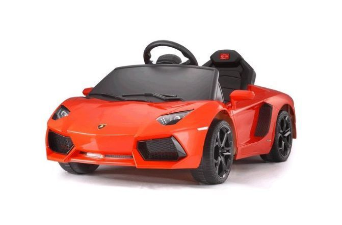 boys girls 2 5 orange lamborghini aventador remote control kids ride on cars kid entrepreneur gift baby pinterest