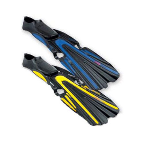 I LOVE these fins!!! They're easy kicking, easy quick release! Love them love them love them!!!!!