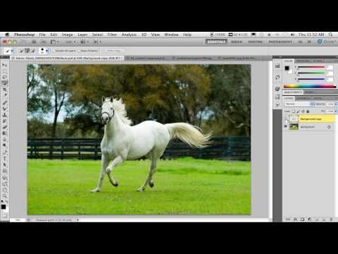 My Top 5 Favorite Features of Photoshop CS5 - I recorded this back in April of 2010 and to date this video has had over 1.1 Million Views!