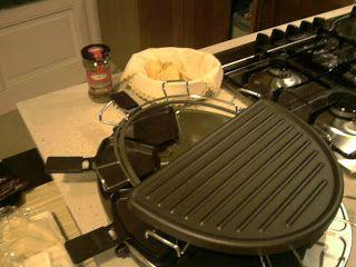 molly in cucina!: FINALMENTE...RACLETTE!!