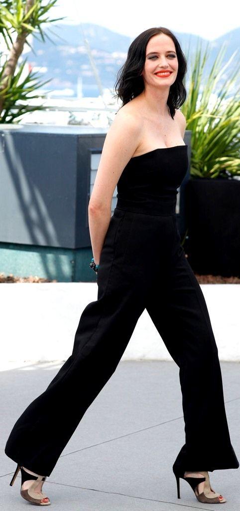 Eva Green at the 70th annual Cannes Film Festival