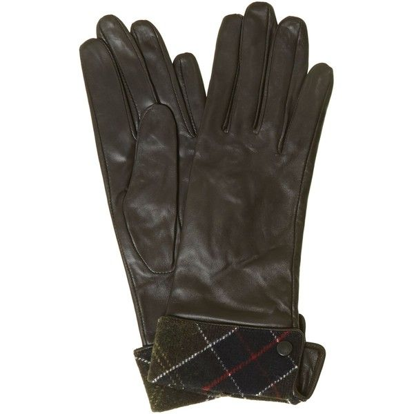 Barbour Lady Jane leather gloves (33 CAD) ❤ liked on Polyvore featuring accessories, gloves, barbour, leather gloves, long gloves, real leather gloves and long leather gloves