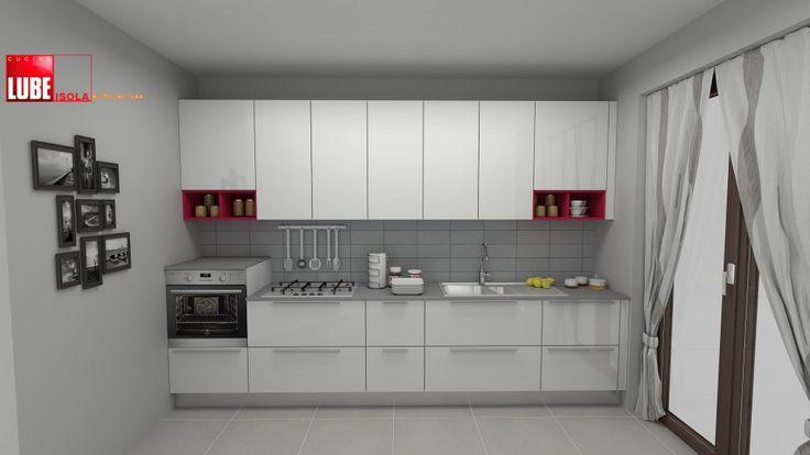 #progetto cucina #immagina #cucinelube