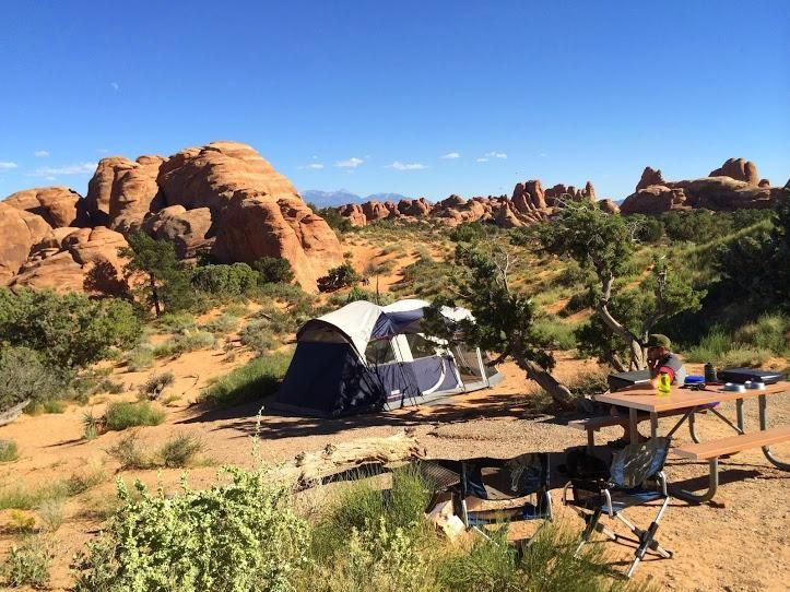 Devil's Garden Campground (Arches National Park, Utah) - Campground Reviews - TripAdvisor